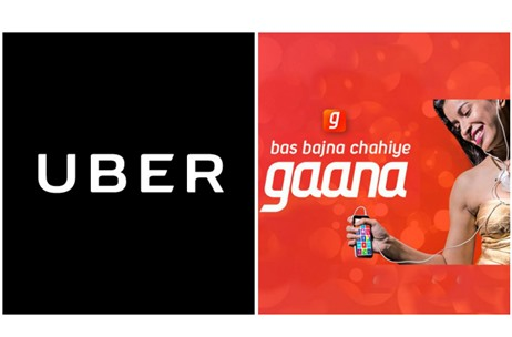 Musical Experience to be Offered to Uber Riders via Gaana.com