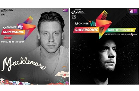 Vh1 Supersonic Elevates EDM Game; Announces Eric Prydz & Macklemore as Headlining Acts