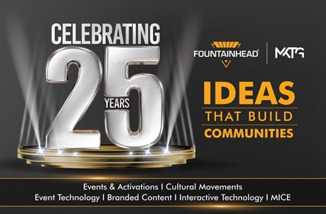 25 Epic Milestones in Fountainhead MKTG's 25 Years Legendary Journey