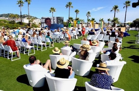 France Holds its First Outdoor Event 'Heavent Meetings Cannes 2020' Post Pandemic