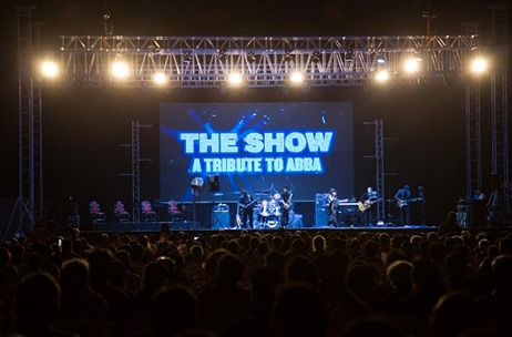 Purplive Creates Magic for Music Enthusiasts with 'The Show — A Tribute to ABBA' in Goa