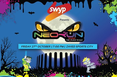 Newly-launched UAE-Telecom Brand Swyp Comes On-Board RedFilo's NeoRun as Presenting Sponsor