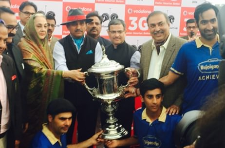CRI Events Shines as Vodafone Sirmur Cup 2016 Concludes in Jaipur