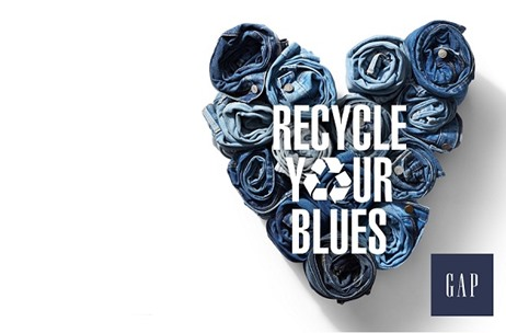 GAP 'Recycle your Blues' Campaign Merges Customer Satisfaction with Boosting Sales, For A Cause