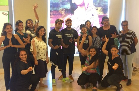 Geometry Encompass Organises Dance Sessions with Terence Lewis for World Dance Day