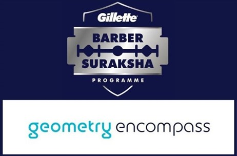 Geometry Encompass Partners with Gillette India for #GilletteBarberSuraksha Program Amidst Pandemic