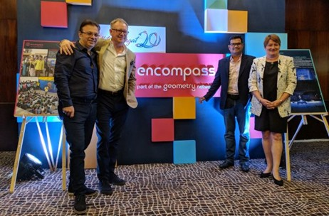 Geometry Encompass India Completes An Exceptionally Successful 20 Year Run