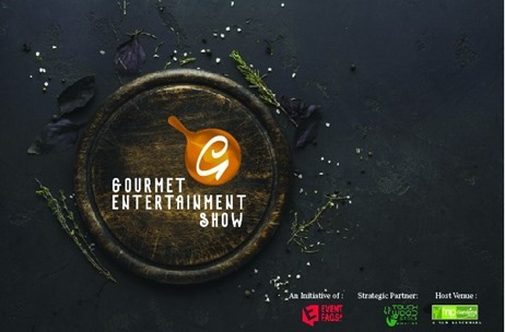 Spectacular F&B Showcase at Gourmet Entertainment Show Filmed by CineLove by Luxmi Digital Studio