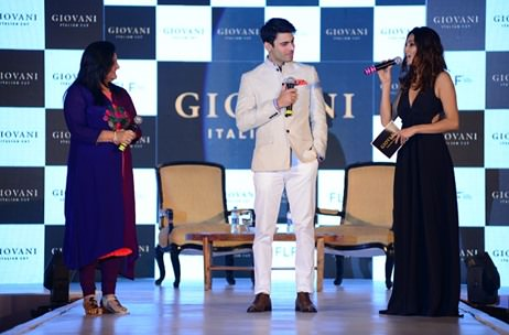 psLIVE manages Giovani's Fall/Winter collection launch