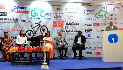 Giant Starkenn partners SBI for Great Malnad Challenge race for bikers