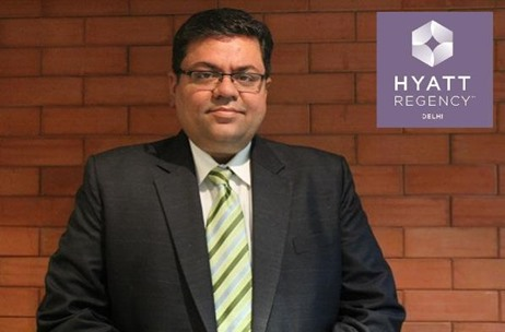 Sumit Gogia Appointed as Director of Events at Hyatt Regency Delhi