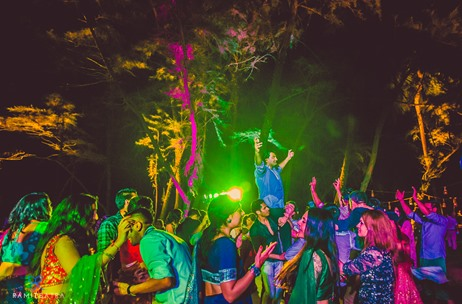Tropical Goa Wedding By Marry Me Weddings Sees Gorgeous Beach Celebrations