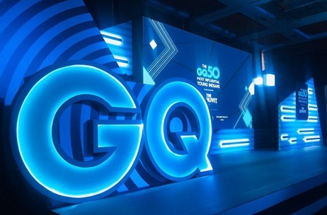 Oxygen Entertainment Conceptualizes & Executes GQ's 50 Most Young Influential Indians Awards