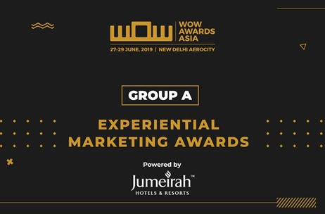 Meet the Winners of Experiential Marketing Awards at WOW Awards Asia 2019