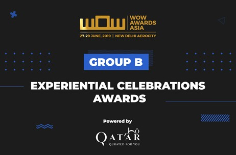 Meet the Winners of Experiential Celebrations Awards at WOW Awards Asia 2019