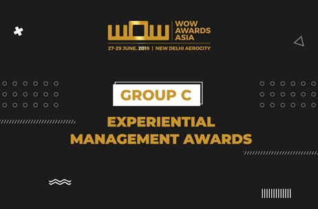 Meet the Winners of Experiential Management Awards at WOW Awards Asia 2019