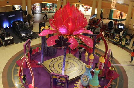 EG! Curates Delightful Diwali Celebrations for 6 Malls Across the Country