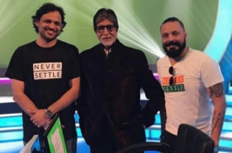 GS Worldwide Entertainment Facilitates Amitabh Bachchan's Association with One Plus