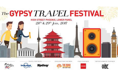 High Street Phoenix Gears up to Host The Gypsy Travel Festival 2017