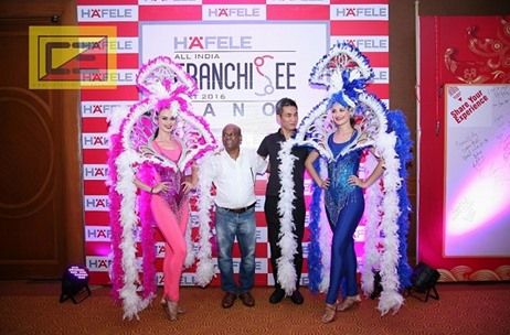 Corporate Events Execute 4-Day Häfele India Annual Franchise Meet at Sheraton Hanoi