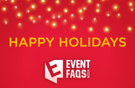 EVENTFAQS' Offices Will Stay Closed From December 23, 2017 to January 01, 2018