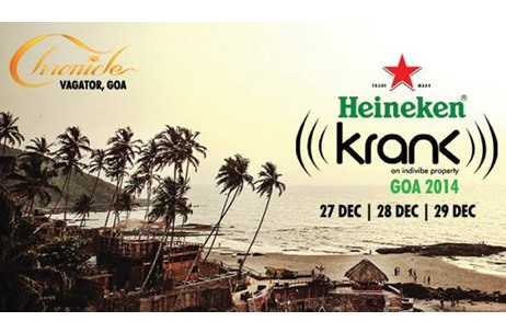 Goa all set to be 'Kranked' by Heineken