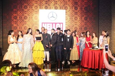 Mercedes Benz Hello!  Debutants' Ball 2018 Managed by Magnanimous Events