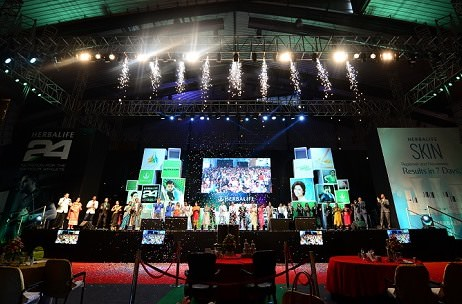 More than 6,000 professionals attend Herbalife 'Spectacular'