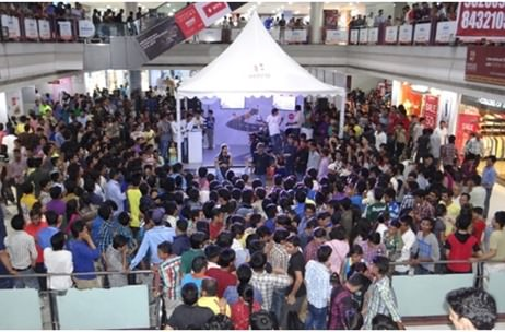 Hero's 'Ride Smart' activation goes to 130 malls in 87 cities