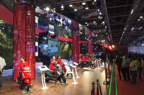 TATA Pavilion by Wizcraft and Hero MotoCorp Pavilion by Showtime Win Best Pavilion Awards @AutoExpo