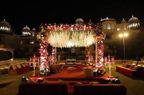 Plush Recreates A Magical Royal Wedding in Rajasthan
