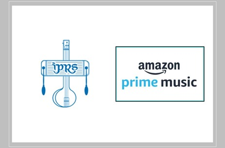 The Indian Performing Right Society Collaborates with Amazon Prime Music in India