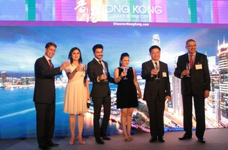 Hong Kong, Asia's world city beckons! A fresh, new marketing campaign unveiled!