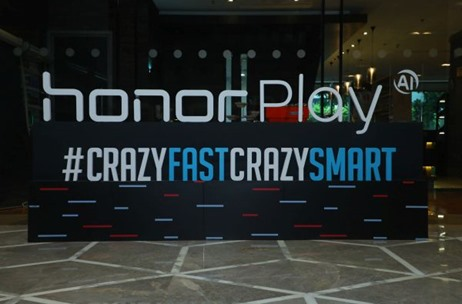 Honor Play Media And Fan Launch Organised By Vibgyor