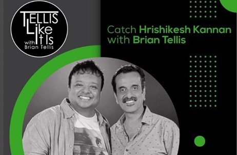 Hrishikesh Kannan Talks About his Life Journey, Passion, Commitment & More on Tellis Like It Is!
