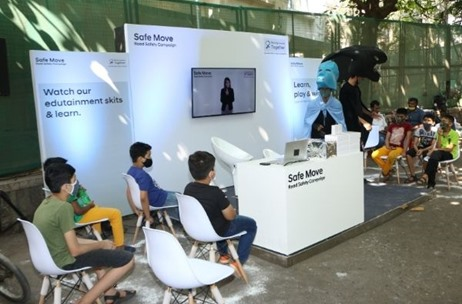 Hyundai Begins Road Safety Month with 'Safe Move' Interactive Engagement Activities at 20 RWAs