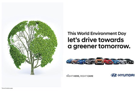 Hyundai Joins Hands for 'Beating Plastic Pollution' on World Environment Day 2018