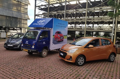 Hyundai Unveils 'Experience Hyundai' Campaign to Celebrate Festivities in Rural Markets