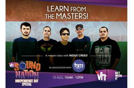 Vh1 Celebrates Independence Day with Soundnation Gigs, Festivals, Masterclass & More!