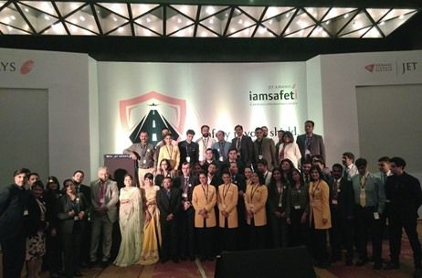 Event Speciale Curates I am Safeti Conference at Hyatt Regency Mumbai for Jet Airways