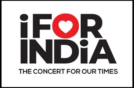 Indian Entertainment Industry & FB Join Hands for I FOR INDIA Concert Produced by Fountainhead MKTG