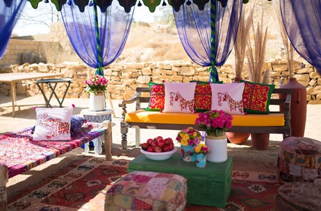 A Royal Desert Mehendi At Suryagarh, Jaisalmer - by Devika Narain & Co.