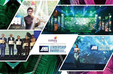 Fountainhead MKTG Crafts an Experience to Reminisce at the 5th Edition of The IAA Leadership Awards