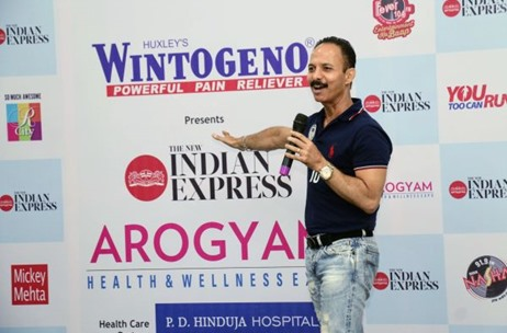 ibrands Launches TNIE Arogyam Expo in Mumbai