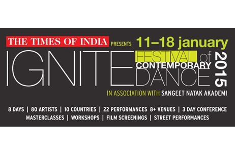 The Times of India partners Gati Dance Forum to 'IGNITE!' Delhi with dance