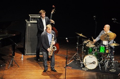 Igor Butman performs at NCPA for Jus' Jazz  2015
