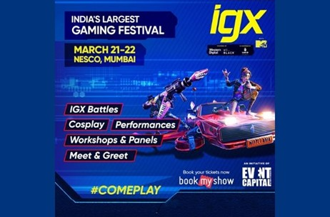 IGX - an Initiative by Event Capital Gears up for its 5th Edition in Mumbai