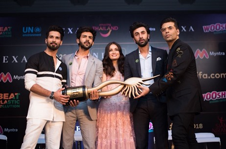 IIFA Awards Returns to Bangkok After a Decade with its 19th Edition Set to Take Place in June 2018
