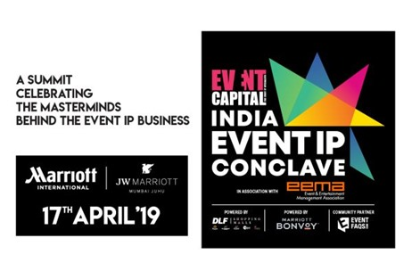 Event and IP Industry Stalwarts to Converge Under One Roof at India Event IP Conclave 2019