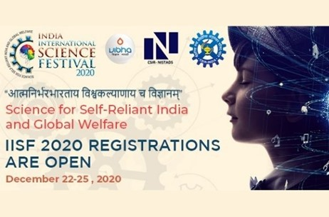Ministry of Science & Technology Gears up for Mega Fest IISF 2020 with Series of Promotional Events